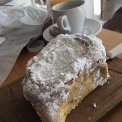 Photo taken at Oregano Bakery by Bonnie L. on 2/7/2015