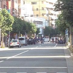 Photo taken at JR 浅草橋駅 西口 by tonyguri on 6/8/2013