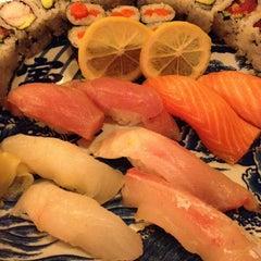 Photo taken at Fuku Sushi by Natalie B. on 2/17/2014