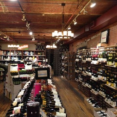 Photo taken at Chelsea Wine Vault by Eloi G. on 5/11/2013