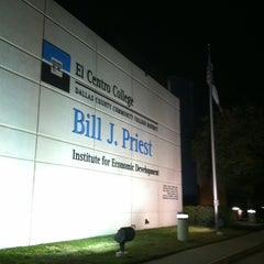 Photo taken at Bill J. Priest Institute for Economic Development by CHuck B. on 3/27/2013