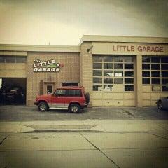 Photo taken at Little Garage by Little Garage on 12/16/2014