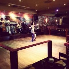 Photo taken at Cafe Byblos by Gylon J. on 2/3/2013