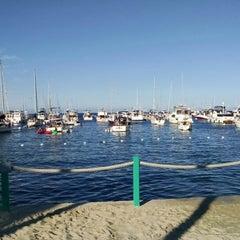 Photo taken at Catalina Cantina by Benjamin C. on 8/6/2014