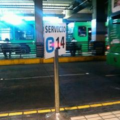 Photo taken at Estación Intermodal Bellavista de la Florida by Dannō Á. on 2/24/2013