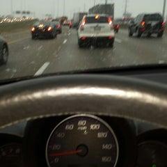 Photo taken at Stevenson Expressway (I-55) by Katherine U. on 11/26/2013