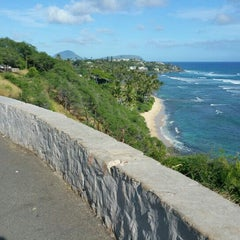 Photo taken at Diamond Head Scenic Point by Stephen C. on 10/19/2015