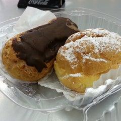 Photo taken at Saint Germain's Bakery by Stephen C. on 7/5/2013