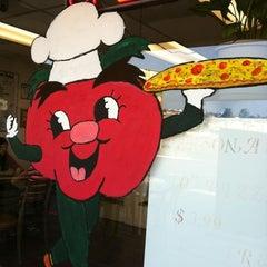 Photo taken at Pizza Plaza by Nopani H. on 12/7/2012
