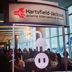 Photo taken at Hartsfield-Jackson Atlanta International Airport by Ron M. on 9/24/2013