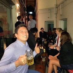 Photo taken at Andaluz Bar & Tapas by Nino C. on 6/11/2015