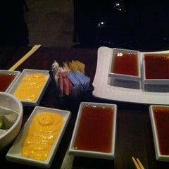 Photo taken at Kumori Sushi & Teppanyaki by Becky U. on 11/16/2012