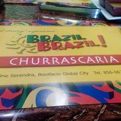 Photo taken at Brazil Brazil! by RJ R. on 1/9/2014