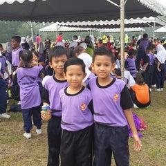 Photo taken at Sekolah Kebangsaan Taman Desaminium Seri Kembangan Selangor by Aliaa B. on 6/22/2014