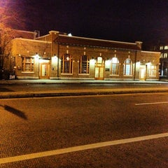 Photo taken at Metro North - Fordham Train Station by Ernie A. on 11/1/2012