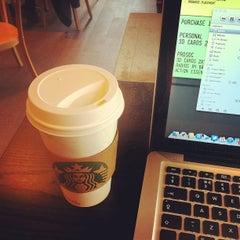 Photo taken at Starbucks by Tj C. on 10/11/2012