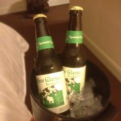 Photo taken at Sheraton Madison Hotel by Vinnie R. on 11/9/2012