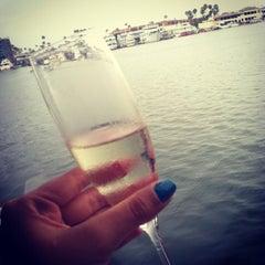 Photo taken at Ambassador Yacht at Newport Harbor by Natalia C. on 7/11/2013