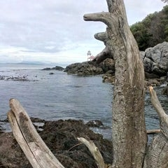 Photo taken at Lime Kiln Point State Park by James A. on 8/27/2013