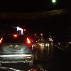 Photo taken at แยกแสงเพชร (Saeng Phet Intersection) by Jittakorn J. on 10/26/2012