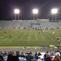 Photo taken at Hersheypark Stadium by Kayla H. on 11/30/2012