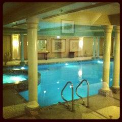 Photo taken at Four Seasons Hotel Chicago by Matt D. on 12/7/2012