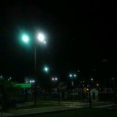 Photo taken at Parque Esmeralda by Fredrick M. on 6/18/2013