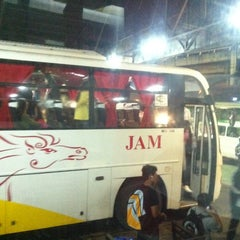 Photo taken at JAM Liner by Marga D. on 10/31/2012