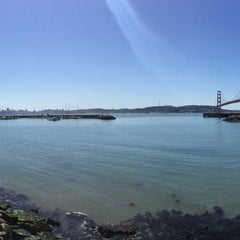 Photo taken at Cavallo Point by Jenny W. on 4/12/2015