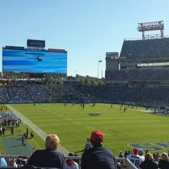 Photo taken at Nissan Stadium by Bill E. on 10/20/2013