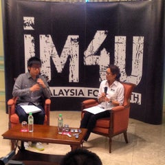 Photo taken at Kompleks Jabatan Perdana Menteri by Christopher T. on 6/4/2013