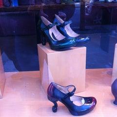 Photo taken at John Fluevog Shoes by Cory C. on 10/9/2012