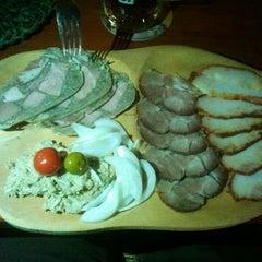 Photo taken at Budvar pub by Birko 🐲 on 1/31/2014