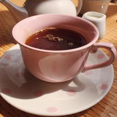 Photo taken at Grayz Tea Room by Simone S. on 8/3/2015