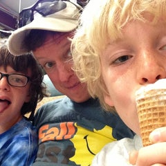 Photo taken at Jake's Ice Cream by Rob G. on 6/16/2013