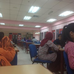 Photo taken at Library PSP by Nurul S. on 8/24/2015
