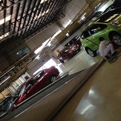 Photo taken at Honda Cars Global City by Dwek H. on 12/8/2013