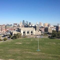 Photo taken at Liberty Memorial by Luke S. on 10/7/2012