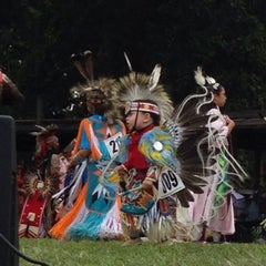 Photo taken at Shinnecock Indian Nation by Tasha H. on 8/31/2014