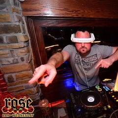 Photo taken at Rose Bar by Huda H. on 12/20/2012