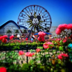 Photo taken at Disney California Adventure by Ryan B. on 5/11/2013
