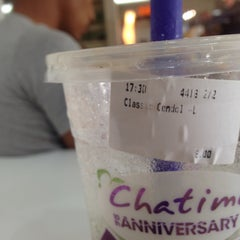 Photo taken at Chatime by Shak M. on 3/7/2015