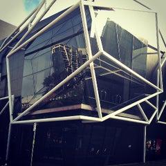 Photo taken at Southbank Theatre by Ankur K. on 6/30/2013