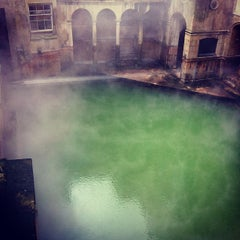 Photo taken at The Roman Baths by Daria Y. on 11/4/2012