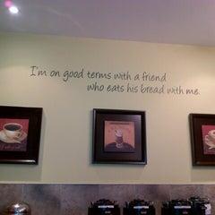 Photo taken at Artisano Bakery Café by Gemini B. on 1/30/2013