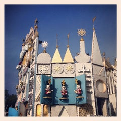 Photo taken at It's a small world by Tanya H. on 12/9/2012