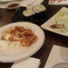 Photo taken at Restaurante Japonés Fuji by David L. on 6/9/2014