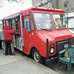 Photo taken at Georgie's Coffee Truck by Charles D. on 3/6/2013