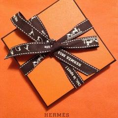Photo taken at Hermès by Angelis L. on 5/29/2013