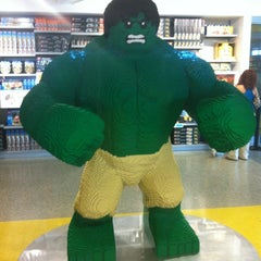 Photo taken at The LEGO Store by Sean C. on 11/4/2012